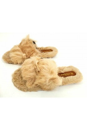 Slippers Champagne