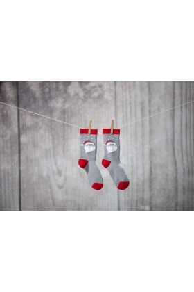 Socks Santa Claus